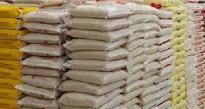 FG stops 571,000 tonnes of rice from entering Nigeria