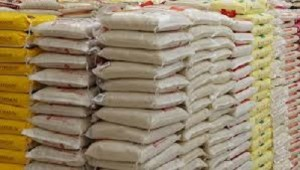 'One million tonnes of smuggled rice heading for Nigeria
