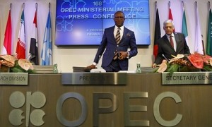 OPEC deal pushes oil to one-year high