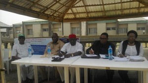 """The Executive Secretary/ Chief Executive Officer (CEO) of the NSC, Barr. Hassan Bello stated this while addressing journalists, at a one-day awareness clinic for importers at the International Trade Fair markets, on the theme: Need for Compliance to Cargo Clearance Guidelines at the Nigerian Ports and Understanding the International Cargo Tracking Note (CTN), in Lagos, yesterday. According to Bello who was represented by the Deputy Director Compliance Monitoring and Enforcement Unit of the Council, Chief Cajetan Agu, """"I will say that today's occasion was a success because everybody is preparing for Christmas and traders naturally will want to make the most of the season, so in the light of this I will say that the turnout was good. """"Presently, They are complying with the CTN registration because at the moment we have over 60 ,000 shippers registered with us and we are expecting more. The CTN kicked- off on the November 3rd 2015 and by January 2016, it is government decision that if they do not comply with the scheme the carrier will be penalized but right now we are not telling anybody about the penalty, when we get to the bridge we will cross it, definitely there will be penalties and the government is working out the modalities."""" Bello also urged shippers not to hesitate to report any case of interception of containers at the market gate to the Council, as such activities is frowned upon by the government. """"It is illegal for the Federal Operations Unit (FOU) of the Nigeria Customs Service (NCS), to intercept containers after passing through clearing and is released from the ports. There is no way the Council will know that containers are intercepted at the Trade Fair market gate and do nothing about it, the Council was established to protect the interest of importers and exporters and they are supposed to register with the Council but on several occasions, when we call them to come and learn how to improve their business, they will not come out rather they will de"""