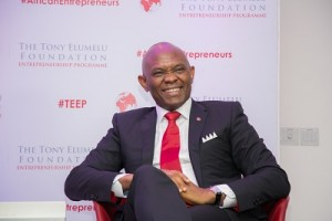 Entrepreneurs In Africa To Access $100m In 2016 – Elumelu's Foundation