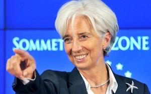 Oil Slump: Buhari Meets IMF Boss, Lagarde Today