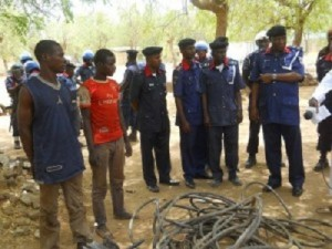 NSCDC Arrests Three Suspects, Recovers 250 Drums Of Adulterated Oil