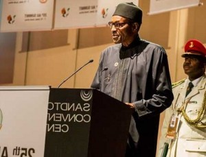 Buhari Seeks EU Support To Stop Oil Thieves