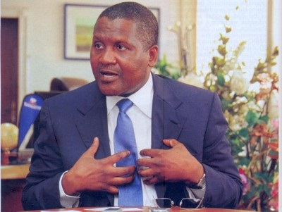 Dangote to invest $1bn in rice cultivation
