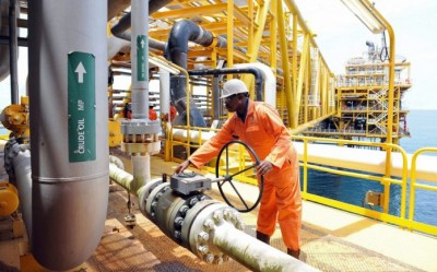Nigeria's daily oil production sinks to 1.17 million barrels