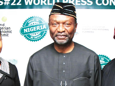 We're already moving out of recession — Udoma