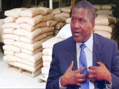 Dangote Cement consolidates pan-African operations