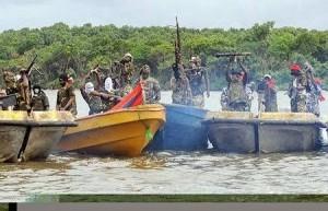 Rogue militant attacks Nigerian oil pipeline