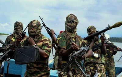 Militants  Threaten To Resume vandalism