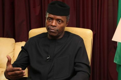 FG may adopt selective minimum wage increase –Osinbajo