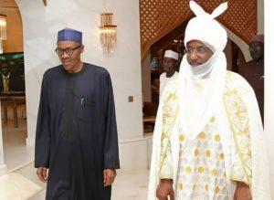 $30bn loan: Sanusi hits Buhari's govt, says FG lacks right policies