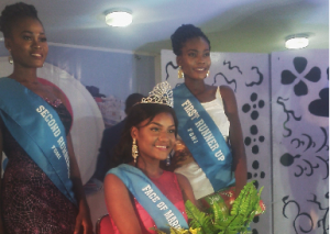 Miss ANLCA Wins Face Of Maritime International 2016