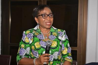 BEARS: Chinwe Ezenwa Loses Mum