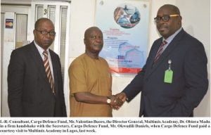 Shippers' Council, Multimix Academy, Partner On Cargo Defence Fund