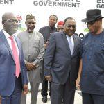 Gov. Obaseki Hosts NSC Over ICD, TTP