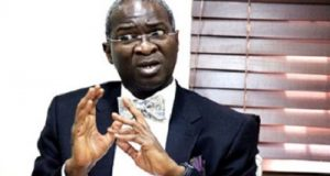 Fashola, power firms, as constituted, cannot deliver