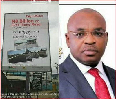 AKWA Ibom, ExxonMobil Wrangle Over Eket/Ibeno Road