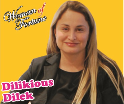 Dilikious Dilek