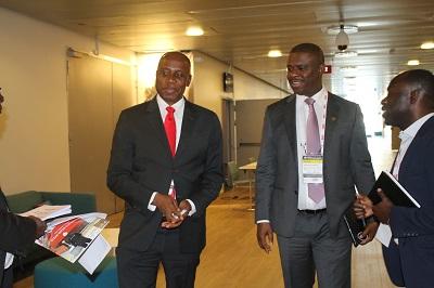 Amaechi, Dakuku Woo Investors To Nigeria's Maritime Sector
