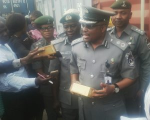 Apapa Customs Command Generates N136bn In 2017