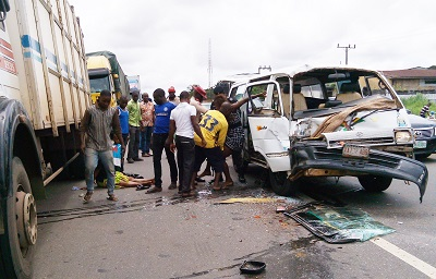 Reducing Accidents On Nigerian Roads