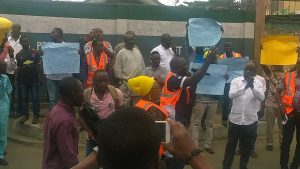 POF Collection: ANLCA Begin Protests
