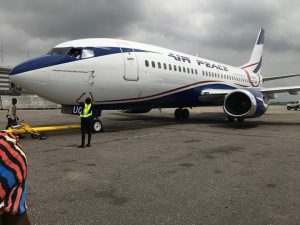 Air Peace to recall some pilots as FG intervenes