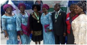 Osakwe Honoured As ICAN District Chairman