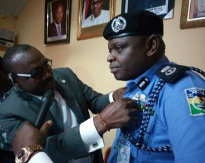 Apapa Traffic: CP Proposes Lagos Trade Fair As Holding-Bay