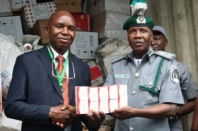 Ikeja FOU Customs Gains N783 Million, Arrests 16 Suspects In 3 Weeks