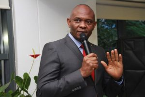 Elumelu Harps on Quality Leadership to Tackle Poverty