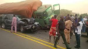 Truck Kills Three In Ogun