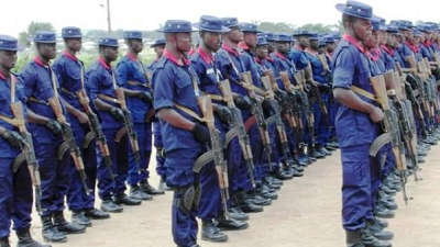 NSCDC Discovers Illegal Refinery In Sokoto