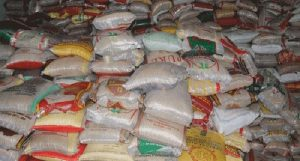 Customs Sends Expired Rice To IDPs