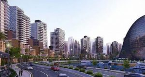Developer to showcase Eko Atlantic City in UK