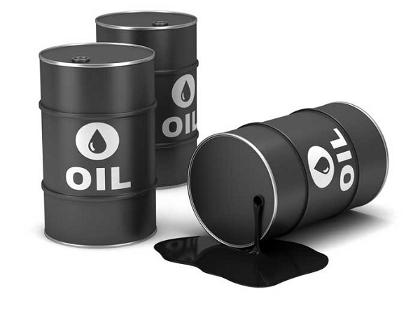 Crude oil price rises to four-week high