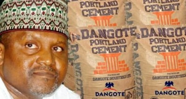 Dangote Cement lifts market as stocks gain N175bn