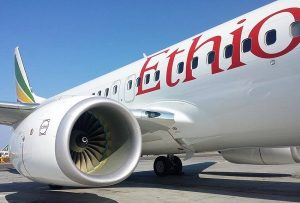 Ethiopian Airlines defies FG, resumes flight to London Friday