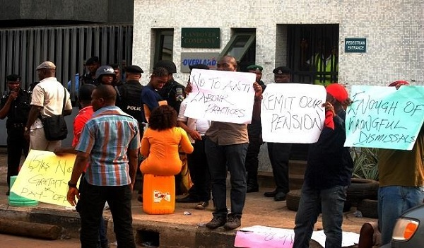 Ex-Nigeria Airways workers protest non-payment of severance benefits