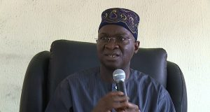 Fashola constitutes committee on physical planning commission