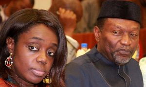 Mrs. Kemi Adeosun and Mr. Udo Udoma