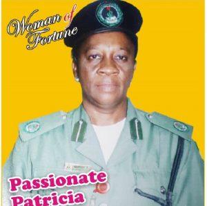 Passionate Patricia