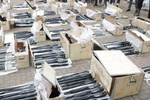 More Ammunitions Uncovered By Tin Can Customs