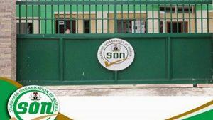SON awards Aquadana ISO certification