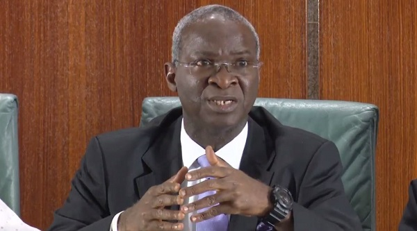 Fashola asks Immigration to probe Egbin Power boss
