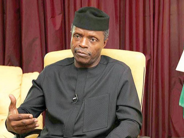 Nigeria open to more investments, says Osinbajo