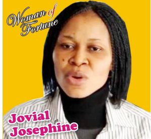 Jovial Josephine