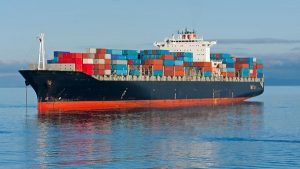 'Slowing world trade dents shipping outlook'