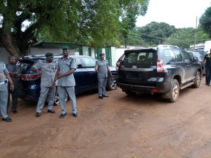Ogun Customs Uncovers Smugglers Hideouts